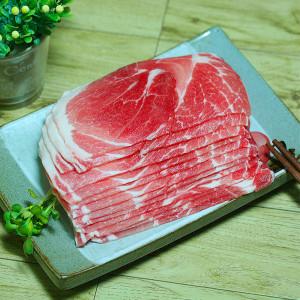 돼지불고기 정육 앞다리살 500g / 불고기 / 돼지고기