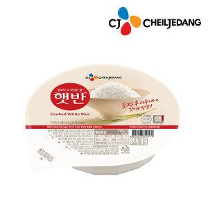 [CJ] (CJ공식샵) CJ 둥근 햇반 190gx36개/즉석밥
