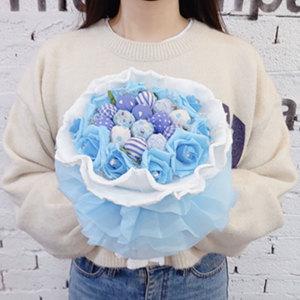 사탕꽃다발 사탕부케 비누 킨더조이 재롱잔치 졸업식