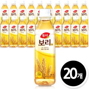 [동서] 보리차500mlx20PET/음료수/생수/물