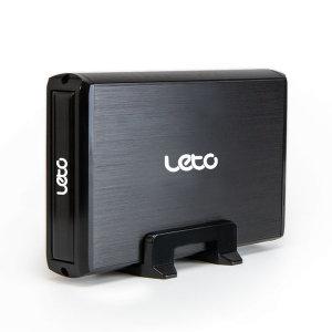 [레토] 3.5형 USB3.0 외장하드케이스 J3SU3.0 (블랙) SATA