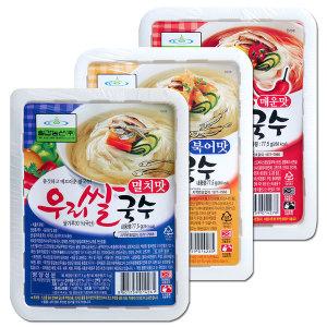 [칠갑농산] 칠갑 우리쌀국수77.5gx8개(3종)