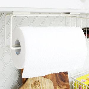 [올리오] 키친타올걸이 후라이팬정리대 주방선반 씽크대물막이