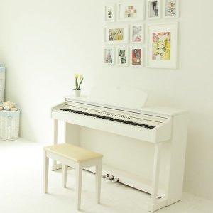 화이트피아노 다이나톤 디지털피아노 650Pro 화이트