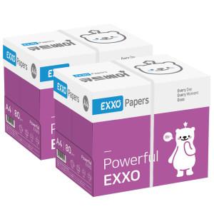 [더블에이]삼성 A4 복사용지(A4용지) 80g 2500매 2BOX/더블에이