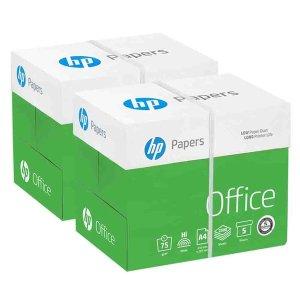 [더블에이]HP A4 복사용지(A4용지) 75g 2500매 2BOX/더블에이