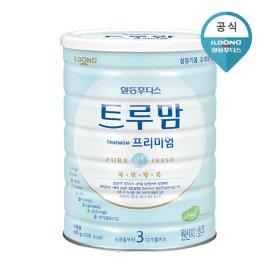 日东特乳妈premium婴儿奶粉3段800g成长期用