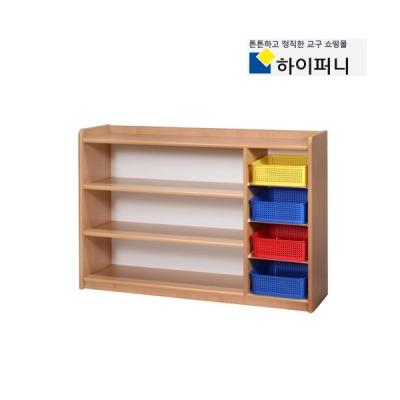 G마켓 - 유치원사물함/어린이 바구니 구성장/유아용 3단구성장